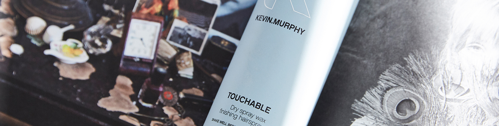 Nieuw: KEVIN.MURPHY TOUCHABLE